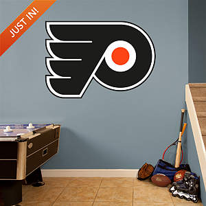 Philadelphia Flyers Logo Fathead Wall Decal